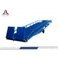 10 Tons Container Mobile Loading Hydraulic Dock Ramp for Warehouse for sale