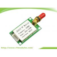 Wholesale Low Power 500MW GFSK RF Transmitter Receiver Module Radio Frequency Module from china suppliers