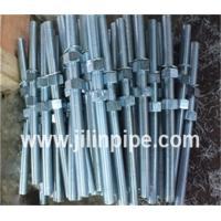 Wholesale Bolts and nuts, threaded rods for ductile iron pipe fittings and joints from china suppliers