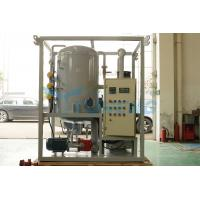 Small Mobile Oil Centrifuging Machine for Transformer for sale