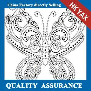 China strass motif hotfix rhinestone design,hot fix rhinestone design strass motif on sale