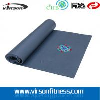 Wholesale Yoga & Pilate Type Wholesale 3mm-10mm PVC Embroidered yoga mats from china suppliers