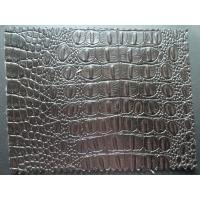 Wholesale Snake Embossed Leather PU Waterproof, Anti-Mildew, Abrasion-Resistant for Bags from china suppliers
