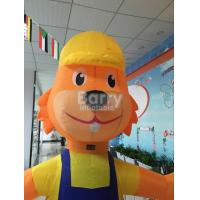 Quality Fireproof Inflatable Advertising Products Cartoon Sumo Wrestling Suits With Foam for sale