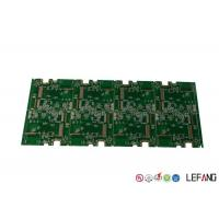 Buy cheap 4 Layers OSP Printed Circuit Board PCB OSP Surface Treatment Green Solder Mask from wholesalers