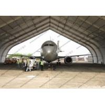 China Portable Rainproof Aircraft Hangar Tent for sale