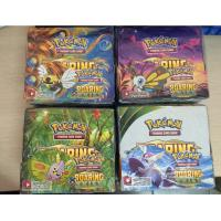 Wholesale 324pcs/lot English Pokemon Cards XY POKEMON Trading Cards Toys for children from china suppliers
