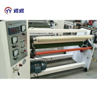 Wholesale Aluminum Foil Adhesive Tape 1000mm Jumbo Roll Rewinding Machine from china suppliers