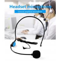 Wholesale Professional headset wired megaphone for voice amplifier speaker player teachers school yoga professor classroom from china suppliers
