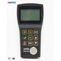 Wholesale Ultrasonic Through Coating Thickness Gauge TG4100 in 5MHz  Echo To Echo from china suppliers