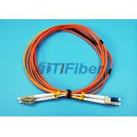 Buy cheap SM LC to MM LC Mode Conditioning Fiber Patch Cable - 1 Meter from Wholesalers