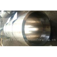 Wholesale S S Forged Steel Products / Forged Ring Flange Cylinder With Machining from china suppliers