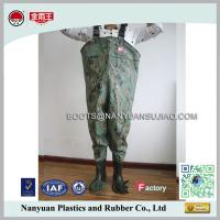 Wholesale PVC Cheap Long Water Proof Breathable Chest Waders Fishing Boots from china suppliers