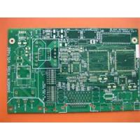 China 2 Layers 0.2mm Immersion Silver Printed Circuit FR4 Custom PCB Boards for Hard Drive on sale