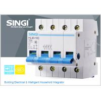 Wholesale HL30-100 1P/2P/3P/4P 32A/63A/80A/100A  Isolation Disconnect Switch , Isolator Switch Socket from china suppliers