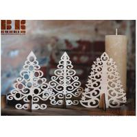 China Wooden Christmas tree New Year Gift Wooden Christmas decoration for Christmas eve gift on sale