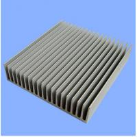 Wholesale Silver Mill Finished Aluminum Heatsink Extrusion Profiles  from china suppliers