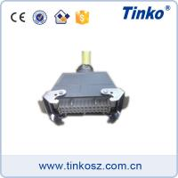 Wholesale 24 pin female connector with top cable entry, male and female cable connectors from china suppliers
