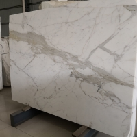 Wholesale 16.7Mpa Cut To Size Marble Stone Tile For Wall Stairs from china suppliers