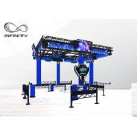 Wholesale Multi - Player Interactive Virtual Reality Games VR Walking Platform from china suppliers