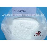 Wholesale 99.5% High Purity Proviron Mesterolone White Powder Bodybuilding Steroid Hormone Powder from china suppliers