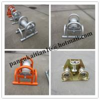 Wholesale Underground Cable Rollers,Cable Rollers,Straight Line Cable Roller,Tube Rollers from china suppliers