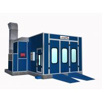 Quality Hight Efficient Energy Saving Furniture Spray Booth For Painting And Baking for sale