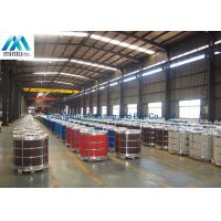 Wholesale Roofing 3004 Color Coated Aluminum Coil Colour Coated Steel Weather Resistant from china suppliers