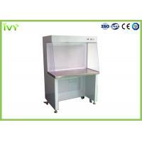 China Horizontal Laminar Flow Clean Bench , Laminar Flow Hood ≤65dB Low Noise for sale