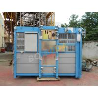 Buy cheap Rack and Pinion Man / Material hoist for Construction , Safety and High from wholesalers