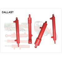 Wholesale Custom Welded Dual Acting Hydraulic Cylinders Agricultural Tractor from china suppliers