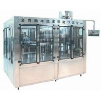 Wholesale High Efficiency Pure Water Filling Machine For Plastic Bottle 1.5KW - 4.5KW Power from china suppliers