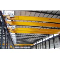 Wholesale 5 - 80 Ton Double Beam Overhead Travelling Cranes With Hoist Trolley FEM / DIN Standard from china suppliers