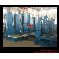 Buy cheap Manual Box Beam / H Beam End Face Milling Machine Full Automatic For Steel Cross Beam from wholesalers