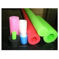 China EPE Foam Pipe Machine , Plastic Pipe Extrusion Line on sale