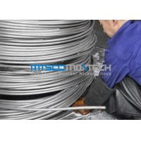 Wholesale Bright Annealed Stainless Steel Coiled Tubing For Oil And Gas Industry from china suppliers