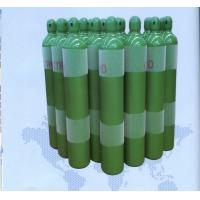 China ISO98.9-3 Steel Industrial Gas Cylinder 1.8L-50L High Pressure Air Tank for sale