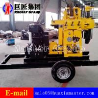 Wholesale XYX-200 Wheeled Hydraulic Rotary Drilling Rig from china suppliers