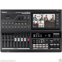 Buy cheap Roland VR-50HD Multi-Format Audio and Video Mixer with USB 3.0 for Web Streaming from wholesalers