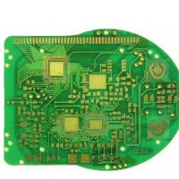 Buy cheap Double-Sided PCB Boards Chinese PCB Manufacturer Gold Plated Printable circuit from wholesalers