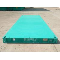 China Easy Operation Shipping Container Platform Open Top Waterproof Industrial for sale