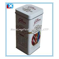 Quality Rectangle Tin Can /XL-50505 for sale