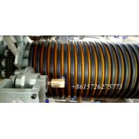 China PE PP HDPE profile wall spiral winding pipe machine manufacturing plant 3000mm on sale