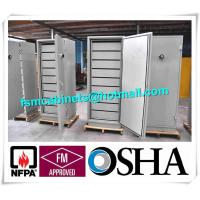 Wholesale Fire Rated Storage Cabinets Anti Magnetic With Vault Door For Insurance / Public Security from china suppliers