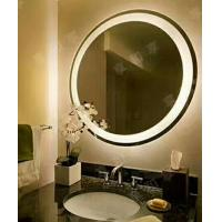 Wholesale Electric Back Lighted Bathroom Mirrors PVC Back Framed 80x80x3.5cm from china suppliers