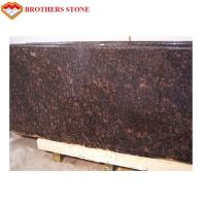 Wholesale Beautiful Polished Granite Stone , Natural Tan Brown / English Brown Granite Slabs from china suppliers