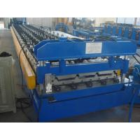 Wholesale Trapezoidal Sheets Roll Forming Machine from china suppliers