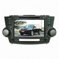 Wholesale Car DVD Player TOYOTA Highlander Car DVD 8'' 2din HD Digital Touchscreen player (2008-2011) from china suppliers