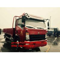 Wholesale Sinotruck CDW Loading 8T Heavy Duty Dump Truck With 130HP EuroII Engine from china suppliers