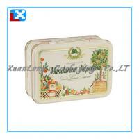 Wholesale Rectangular Biscuit Metal Tins from china suppliers